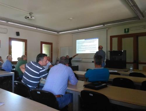 08/06/17 Corso formazione tecnici